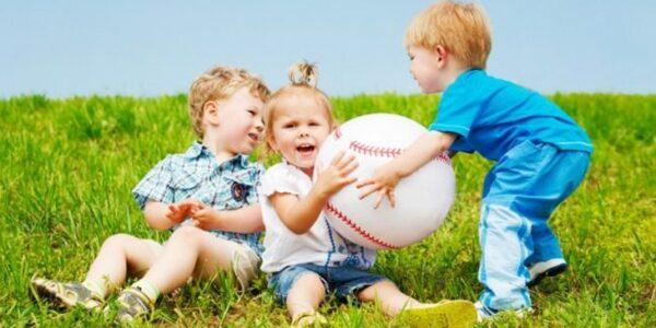 حلول ذكية لشجار الأطفال