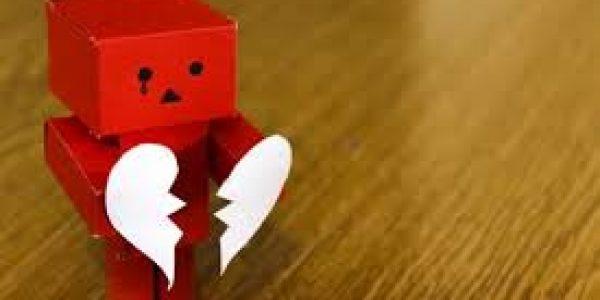 متى ينكسر قلب المرأة ؟