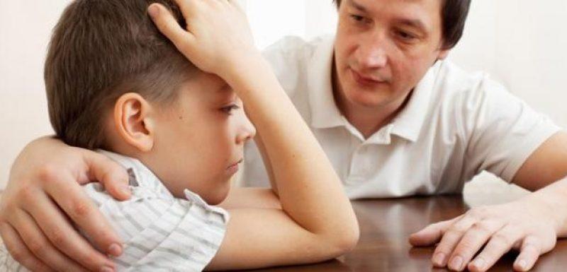 تحدث مع طفلك حول التحرش الجنسي