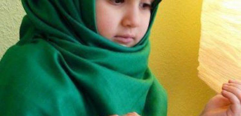 كيف أقنع بنتي بالحجاب —